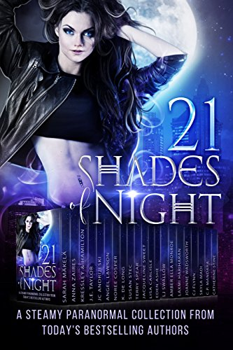 21 Shades of Night by Various Authors