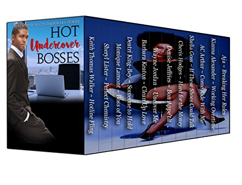 Hot Undercover Bosses: 12 Sensual Romance Books by Various Authors