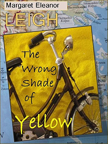 The Wrong Shade of Yellow by Margaret Eleanor Leigh