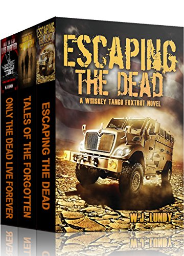 Escape: The First Omnibus WTF I-III by W.J. Lundy