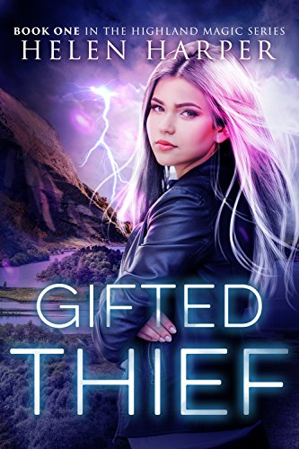 Gifted Thief by Helen Harper