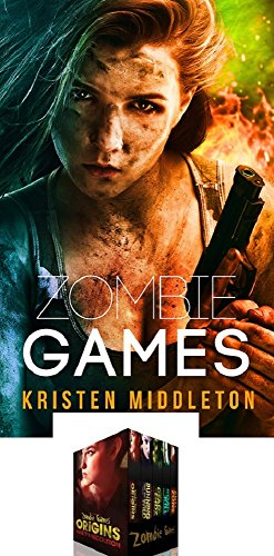 Zombie Games (Uncut) Boxed Set by Kristen Middleton