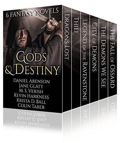 Gods & Destiny: 6 Fantasy Novels by Various Authors