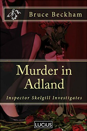 Murder in Adland by Bruce Beckham