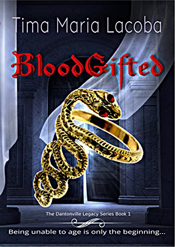BloodGifted by Tima Maria Lacoba