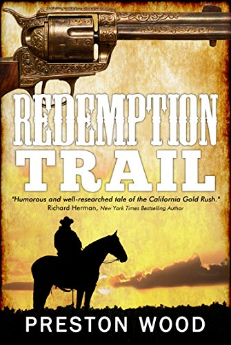 Redemption Trail by Preston Wood