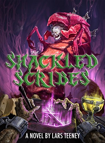 The Shackled Scribes by Lars Teeney