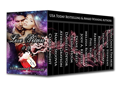 Love Potion #9 - 14 Paranormal Romances by Various Authors