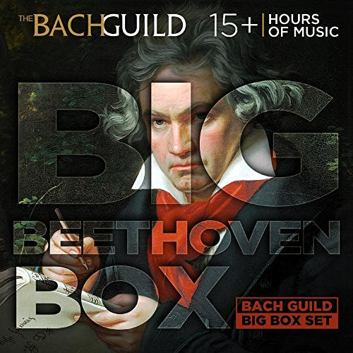 Big Beethoven Box By Various Artists