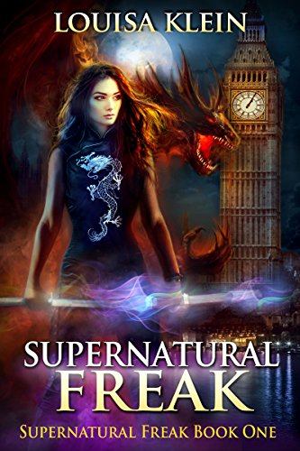 Supernatural Freak by Louisa Klein