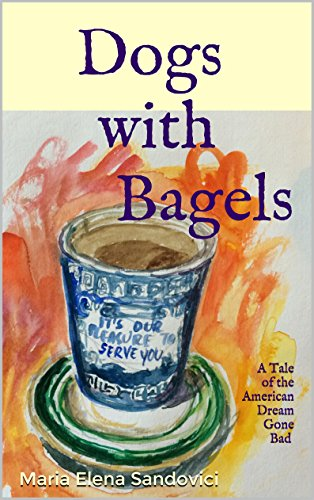 Dogs with Bagels by Maria Elena Sandovici