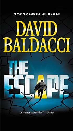 The Escape (John Puller Book 3) by David Baldacci