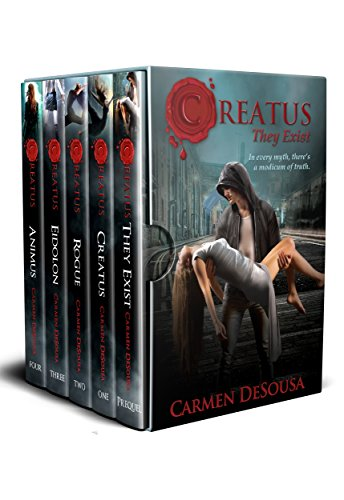 Creatus Series Boxed Set by Carmen DeSousa