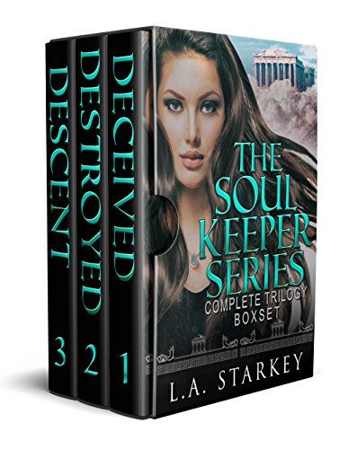 Soul Keeper Series Box Set by L.A. Starkey