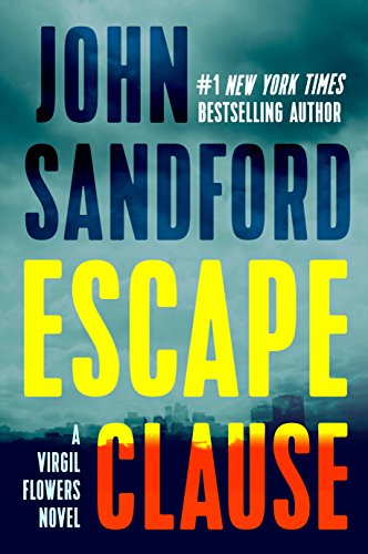 Escape Clause (A Virgil Flowers Novel) by John Sandford