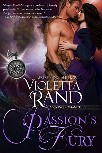 Passion's Fury by Violetta Rand
