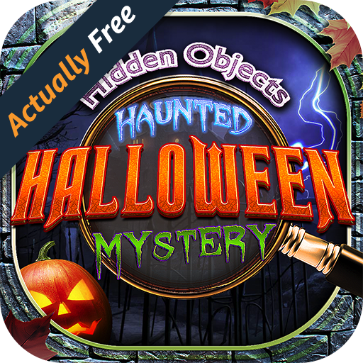 Hidden Object Haunted Halloween Mystery