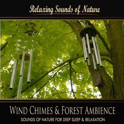 Wind Chimes & Forest Ambience By Sounds of Nature for Deep Sleep and Relaxation