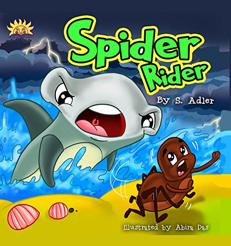 SPIDER RIDER by Sigal Adler