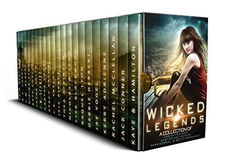 Wicked Legends by Various Authors