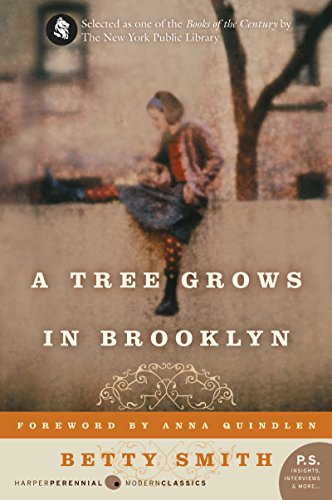 A Tree Grows in Brooklyn (Modern Classics) by Betty Smith