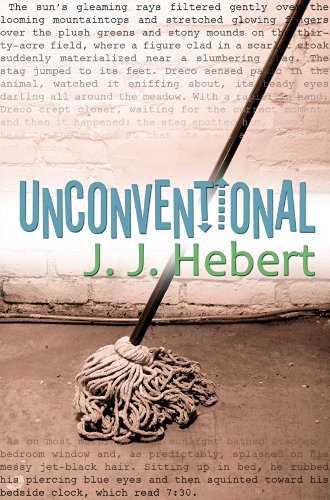 Unconventional by J. J. Hebert