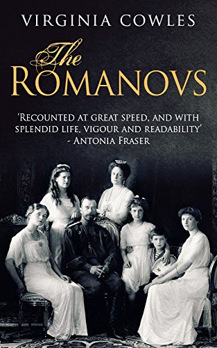 The Romanovs by Virginia Cowles