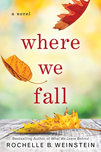 Where We Fall: A Novel by Rochelle B. Weinstein