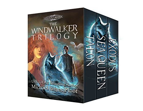 The Windwalker Trilogy by Michael James Ploof
