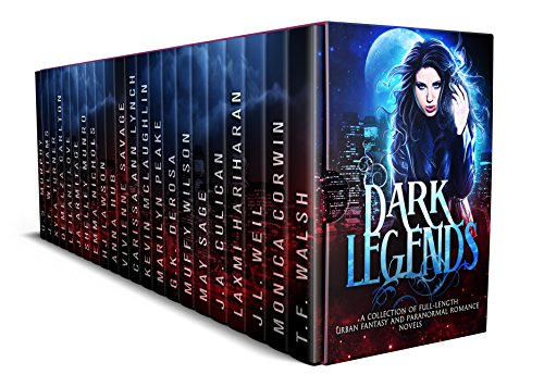 Dark Legends by Various Authors
