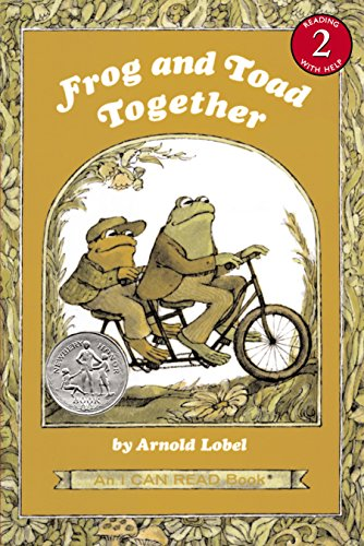 Frog and Toad Together (Frog and Toad I Can Read Stories Book 2) by Arnold Lobel