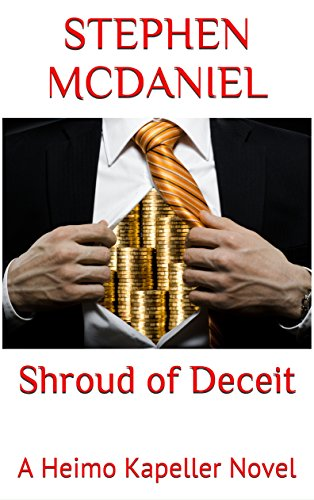 Shroud of Deceit by Stephen McDaniel