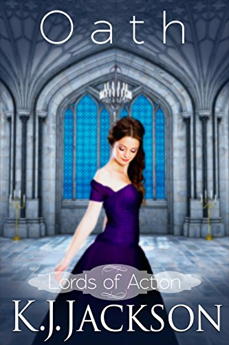 Oath, Lords of Action by K.J. Jackson