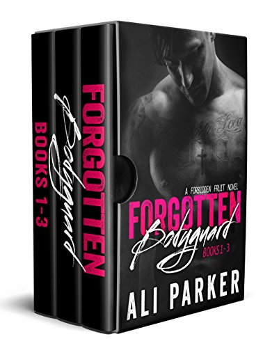 Forgotten Bodyguard Box Set by Ali Parker