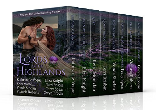 Lords of the Highlands by Kathryn Le Veque