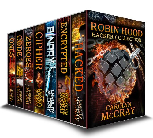 Robin Hood Hacker Collection by Carolyn McCray