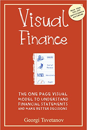 Visual Finance: The One Page Visual Model to Understand Financial Statements and Make Better Business Decisions by Georgi Tsvetanov