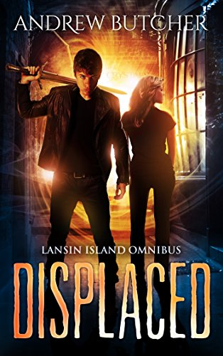 Displaced: Psychic Visions and Ghosts Books 1-3 by Andrew Butcher