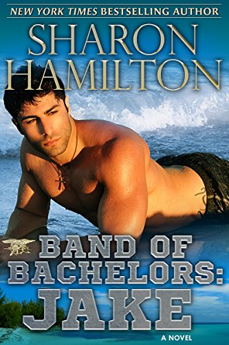 Band of Bachelor's - Jake Book 3 by Sharon Hamilton