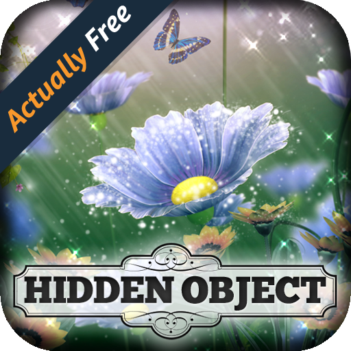 Hidden Object - April Showers