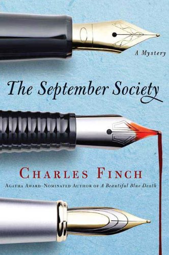 The September Society (Charles Lenox Mysteries Book 2) by Charles Finch