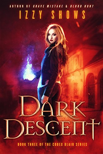 Dark Descent by Izzy Shows