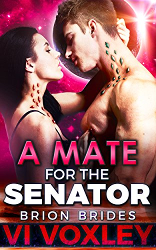 A Mate for the Senator by Vi Voxley