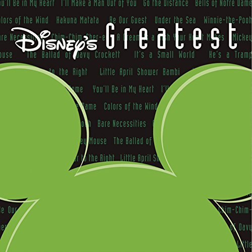 Disney's Greatest Volume 2 By Various Artists