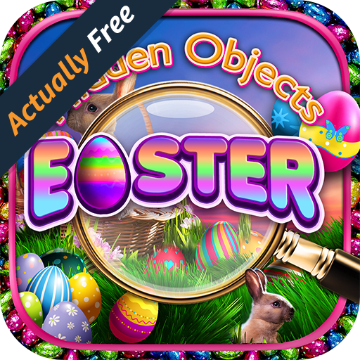 Hidden Objects Easter Holiday