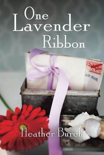 One Lavender Ribbon by Heather Burch