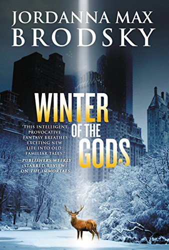 Winter of the Gods (Olympus Bound) by Jordanna Max Brodsky