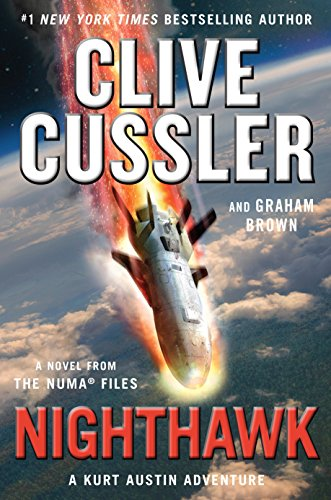 Nighthawk (The NUMA Files) by Clive Cussler
