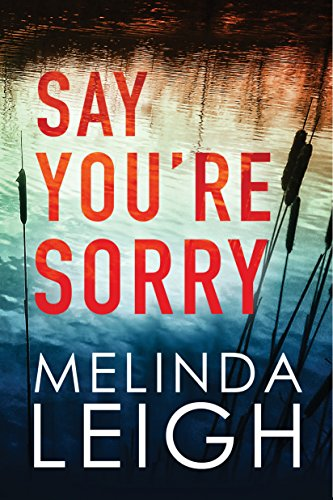 Say You're Sorry (Morgan Dane Book 1) by Melinda Leigh