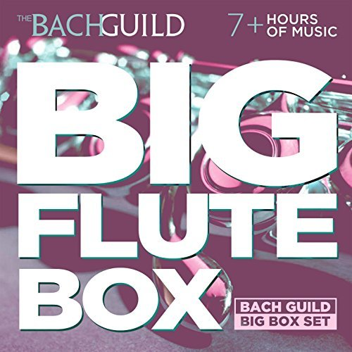 Big Flute Box By Various Artists